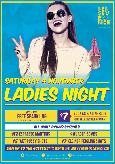 Ladies Night November