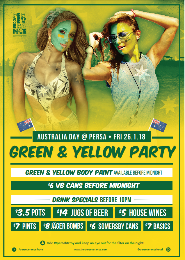 Green & Yellow Party