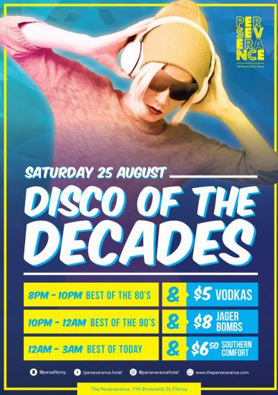 Disco of the Decades