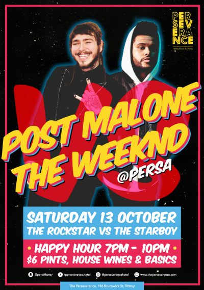 Post Malone VS The Weeknd